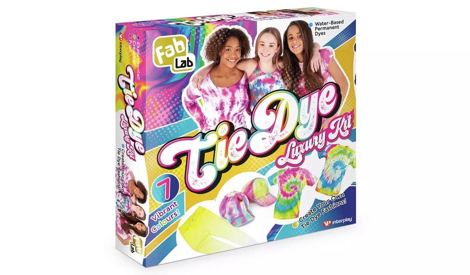 Fablab Tie-Dye Kit