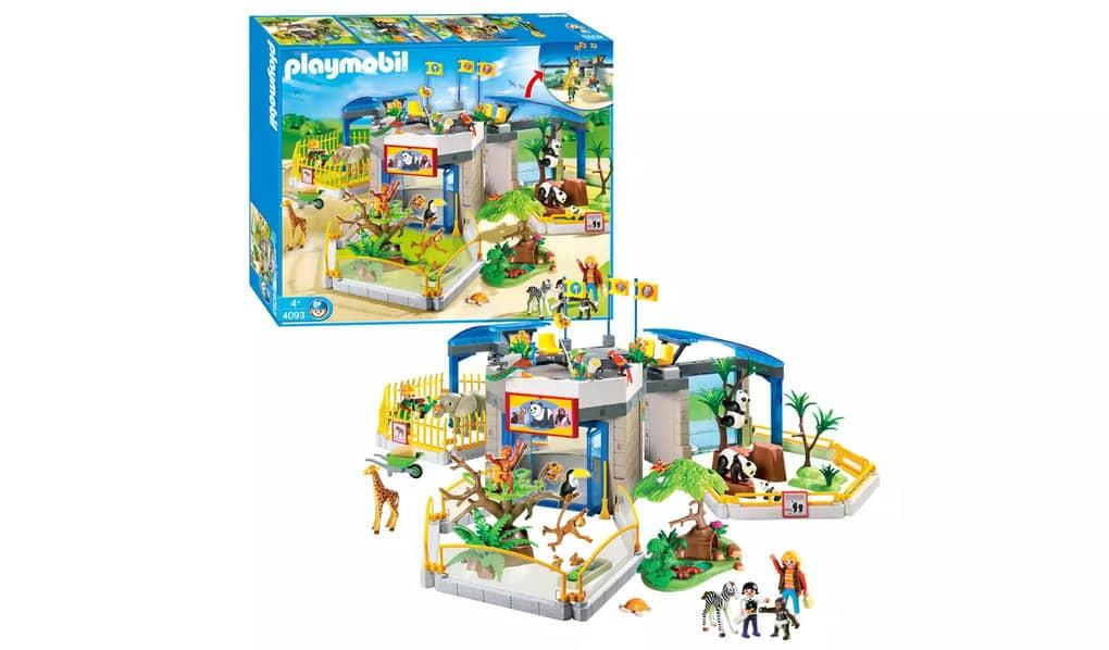Playmobil 4093 City Life Animal Zoo