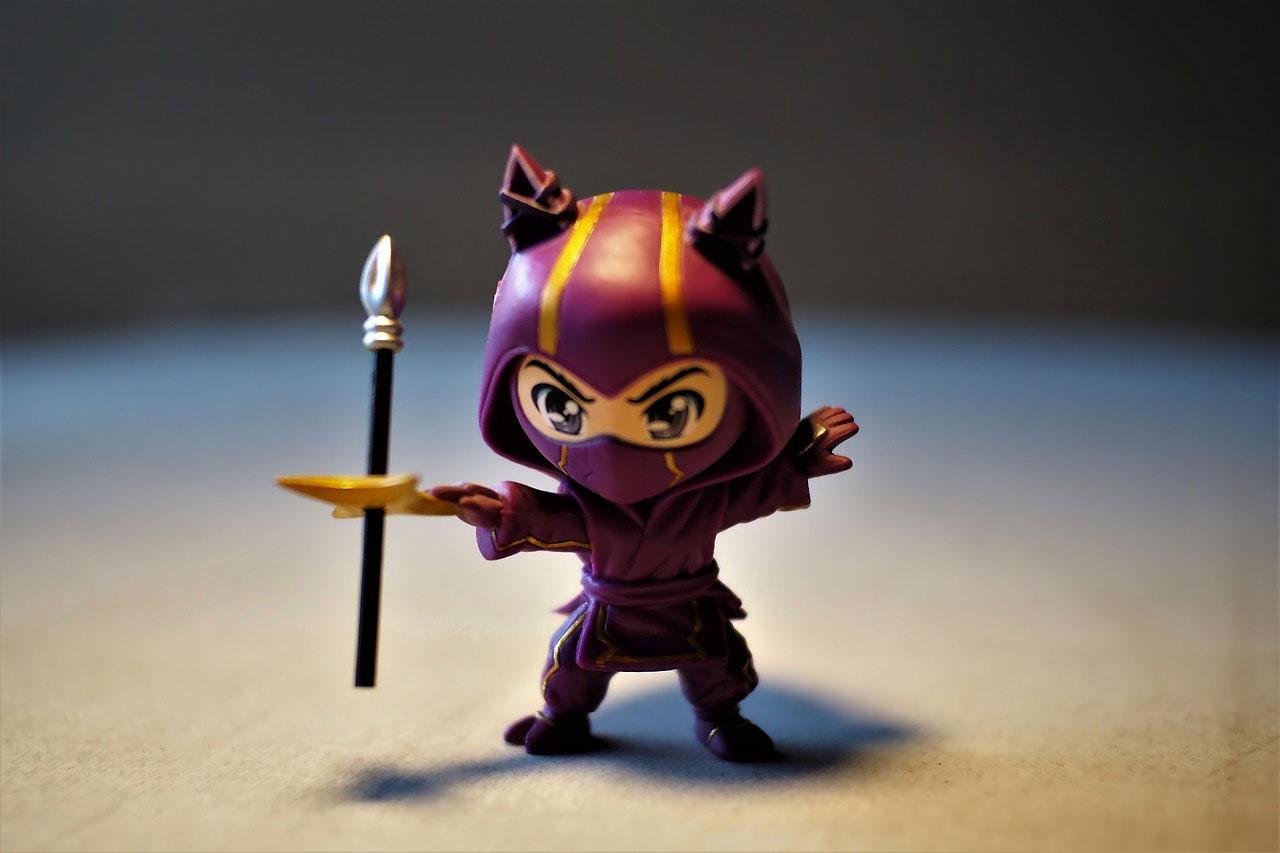 Discover Ninja names here.