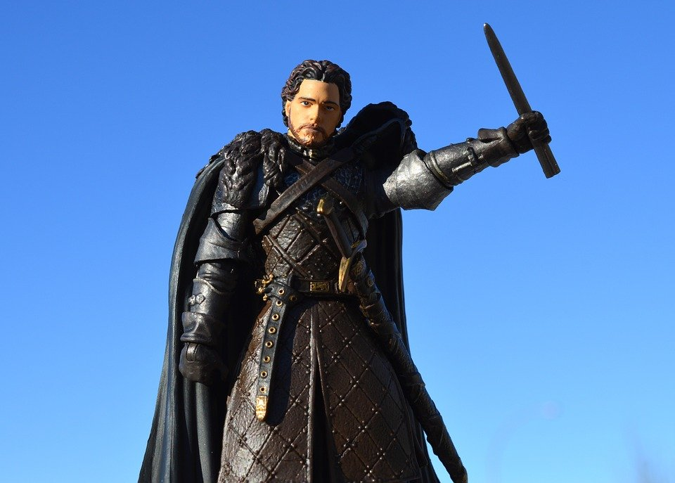 Jon Snow is a popular main character from the show