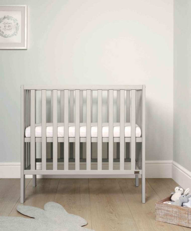 Petite Compact Cot For Baby To One Year.