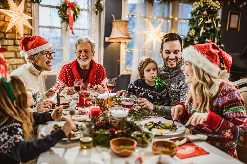The rules have been relaxed for a few days over Christmas this year - how will this affect your family?