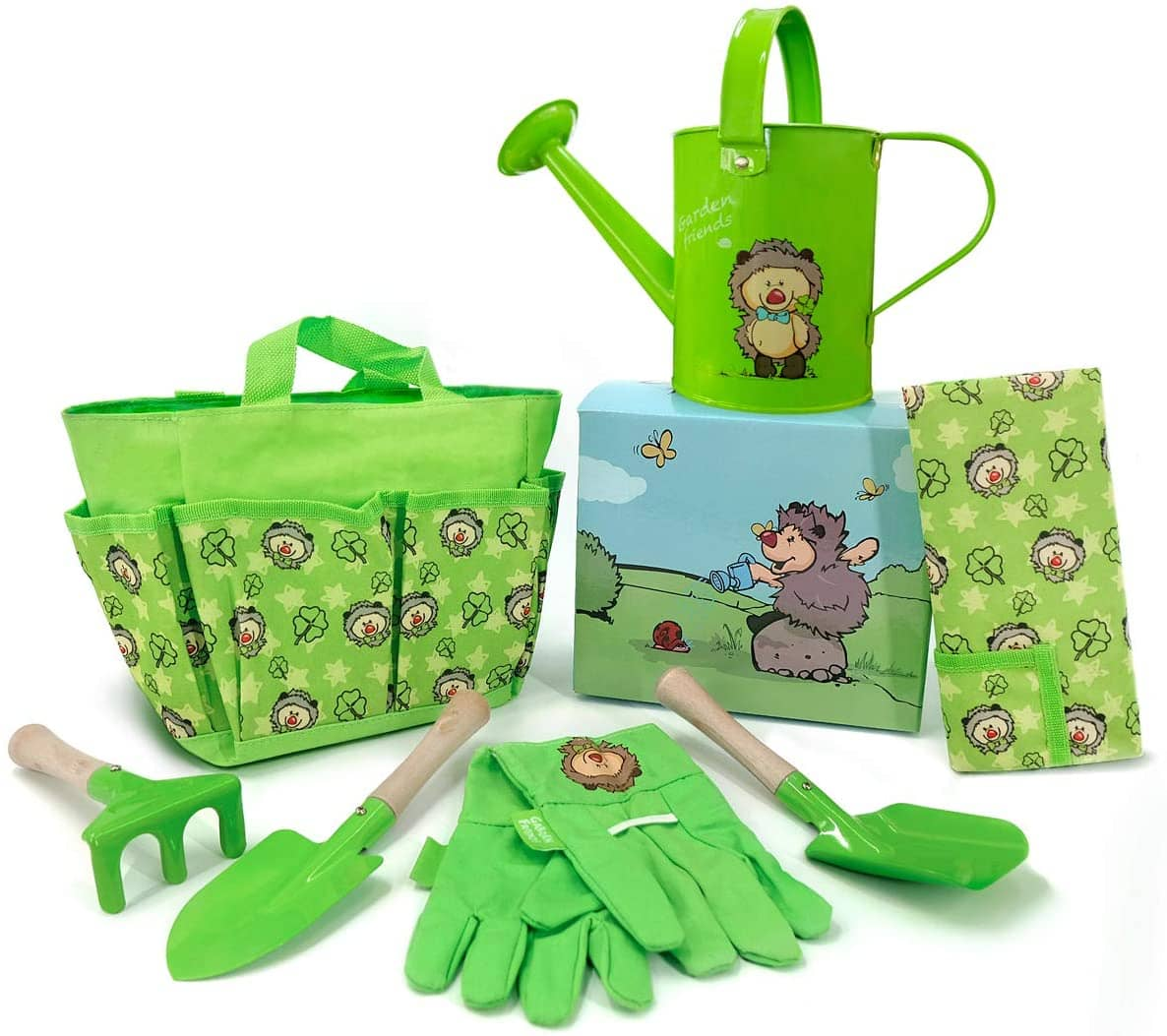 Jardineer Kids Gardening Set Metal
