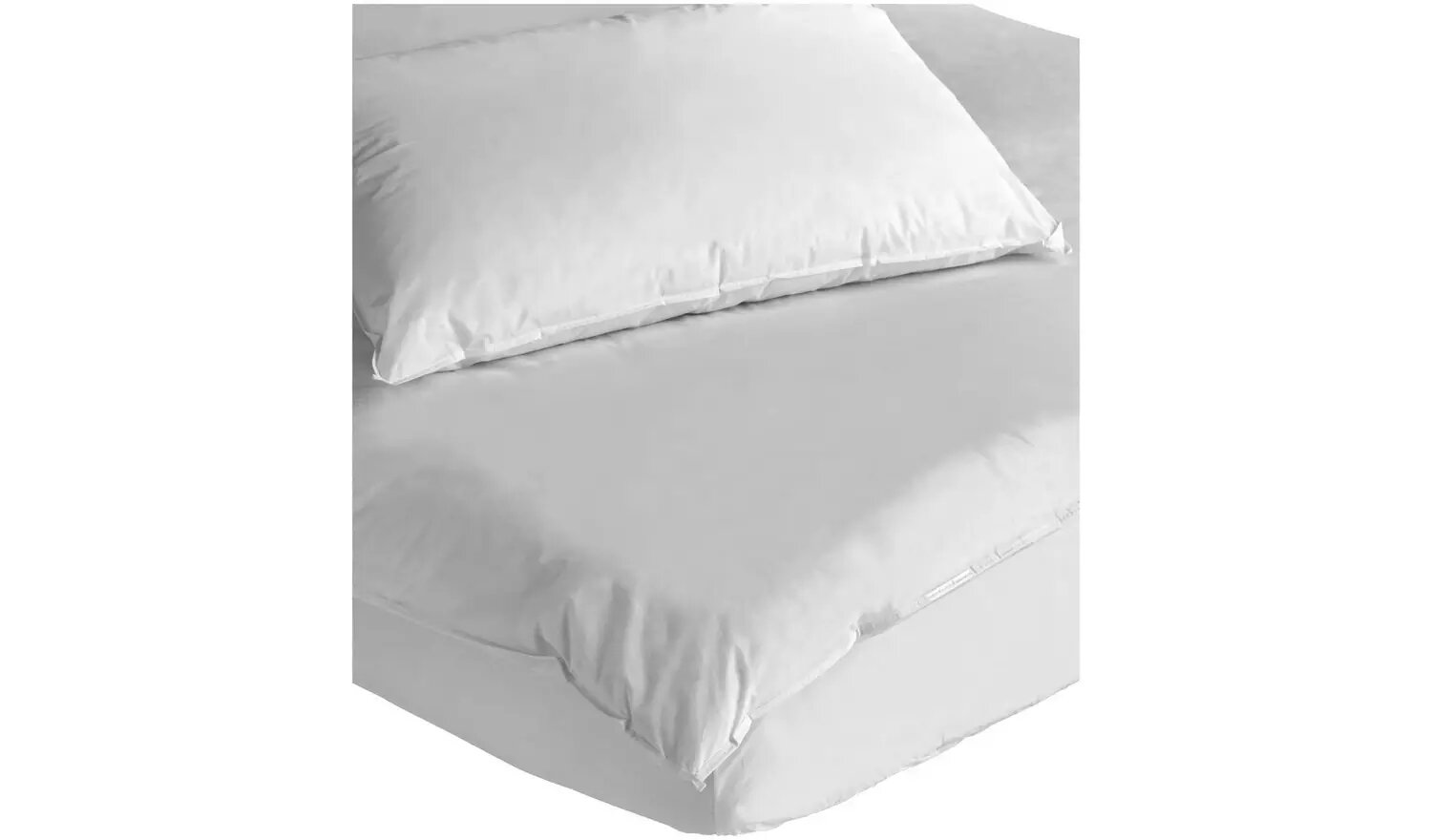 Argos Home Waterproof Bedding Set, Single.