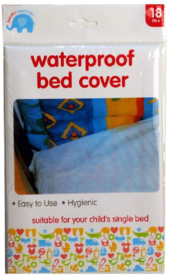 Beautiful Beginnings Bed Wetting Waterproof Sheet.