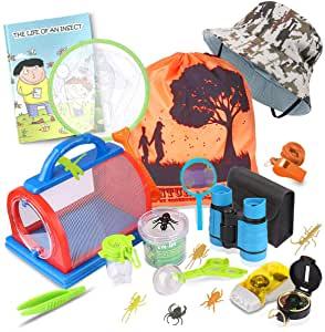 Essenson Outdoor Explorer Kit & Bug Catcher Set.