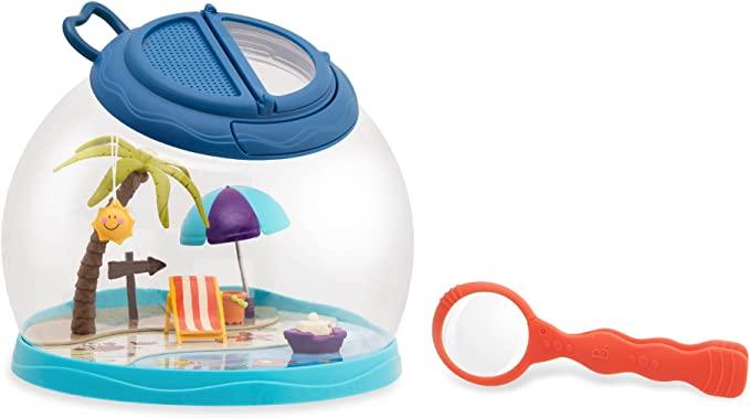 B Toys Tiki Retreat Bug Catcher Kit.