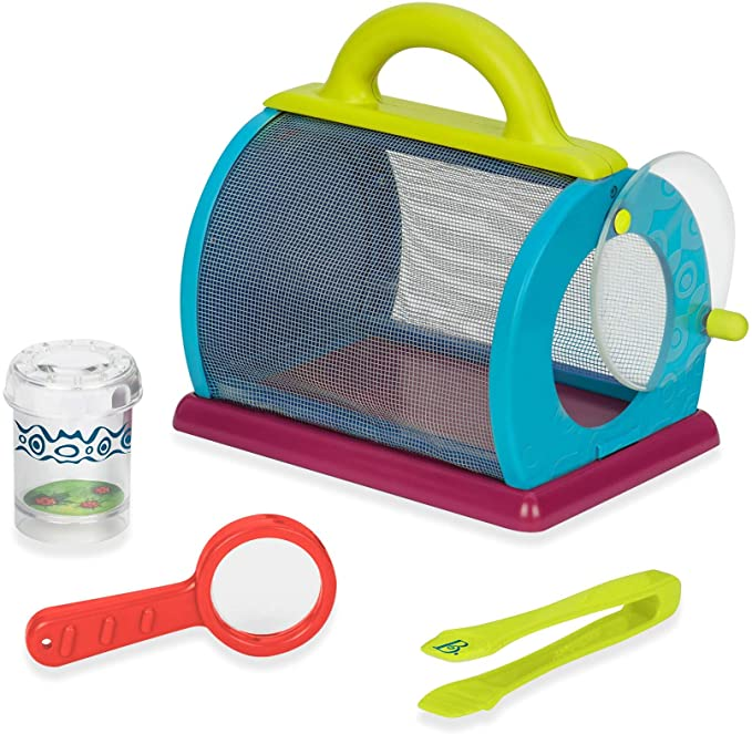 B. Toys Bug Bungalow Insect Catching Kit.