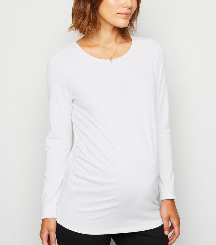New Look Maternity Long Sleeve T-Shirt