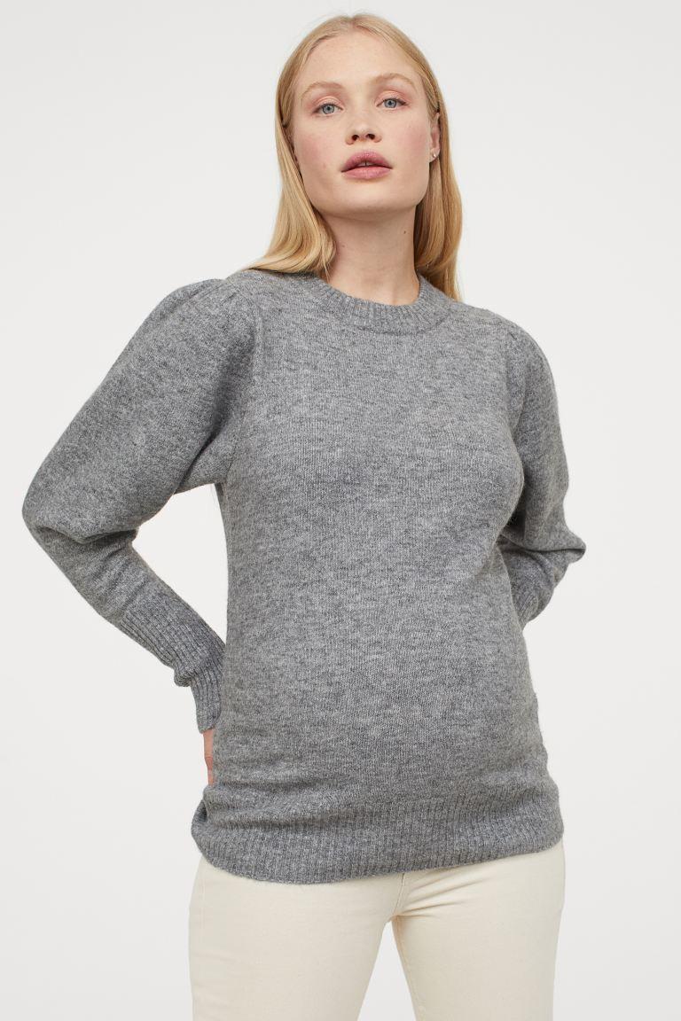 H&M MAMA Fine Knit Jumper