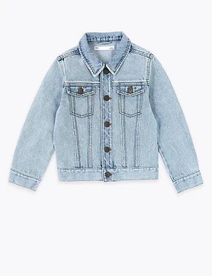 Marks & Spencer Denim Jacket.