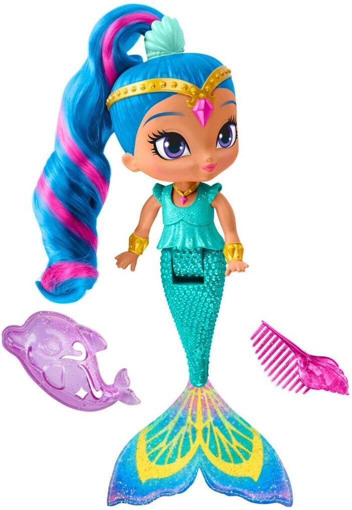 Shimmer & Shine Fisher-Price Magic Mermaid Shine