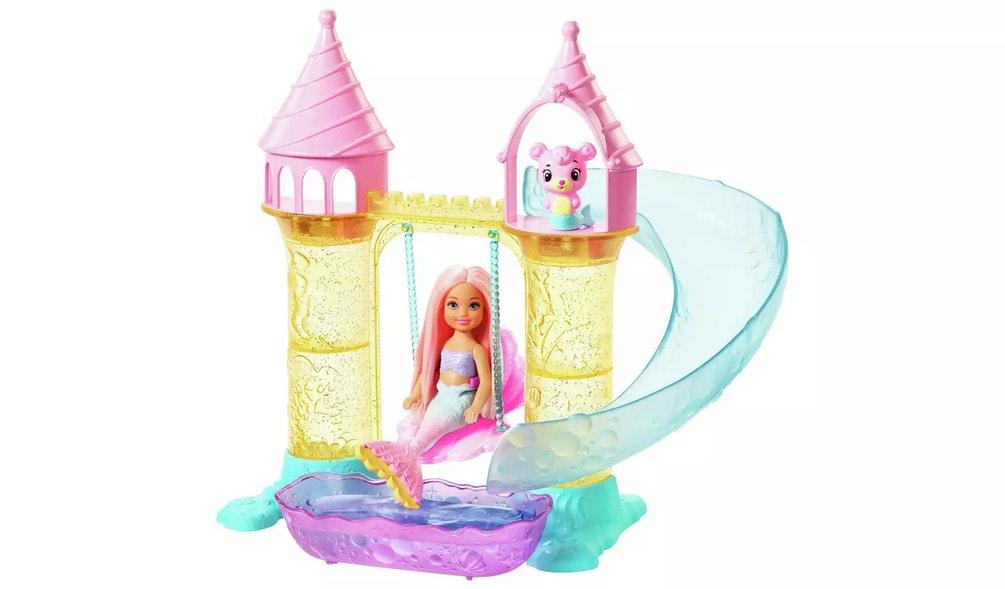 Barbie Chelsea Doll Mermaid Playset