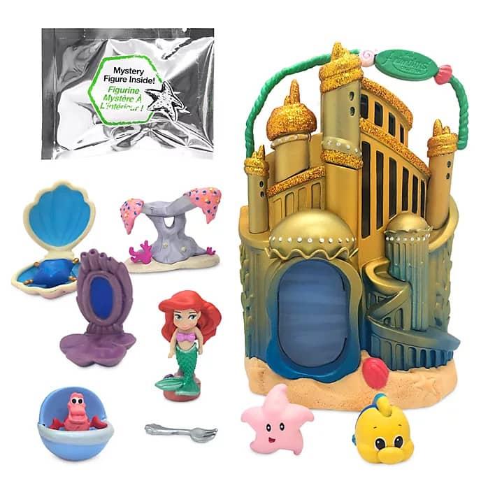 Disney Store Ariel's Palace Playset