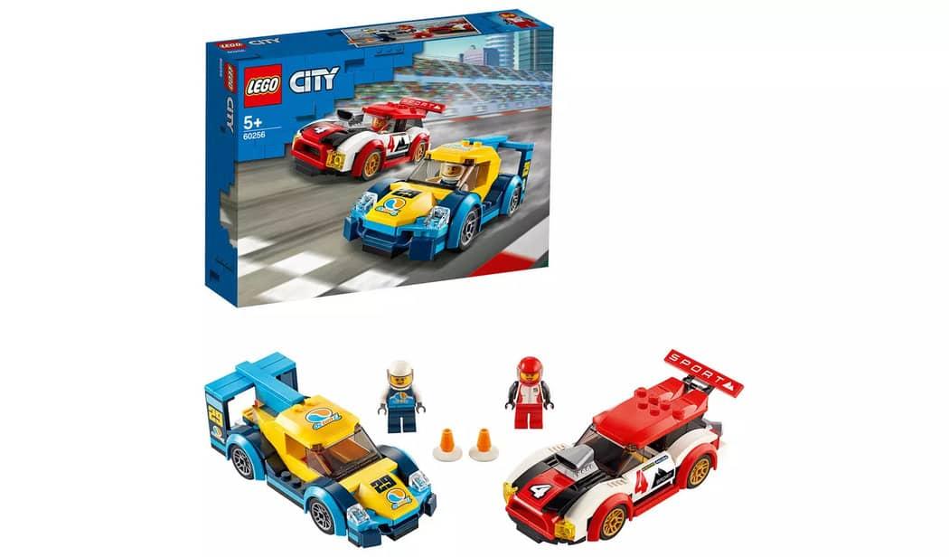 LEGO City Turbo Wheels Racing Cars Set