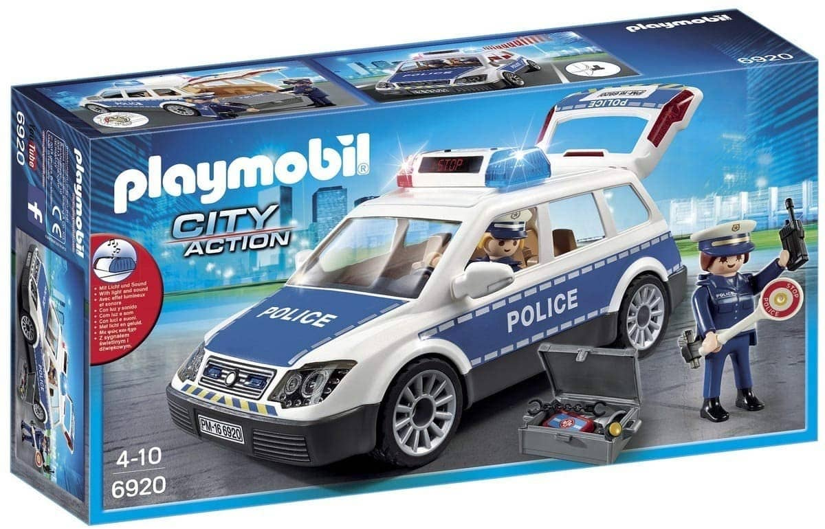 Playmobil City Action 6920 Police Car