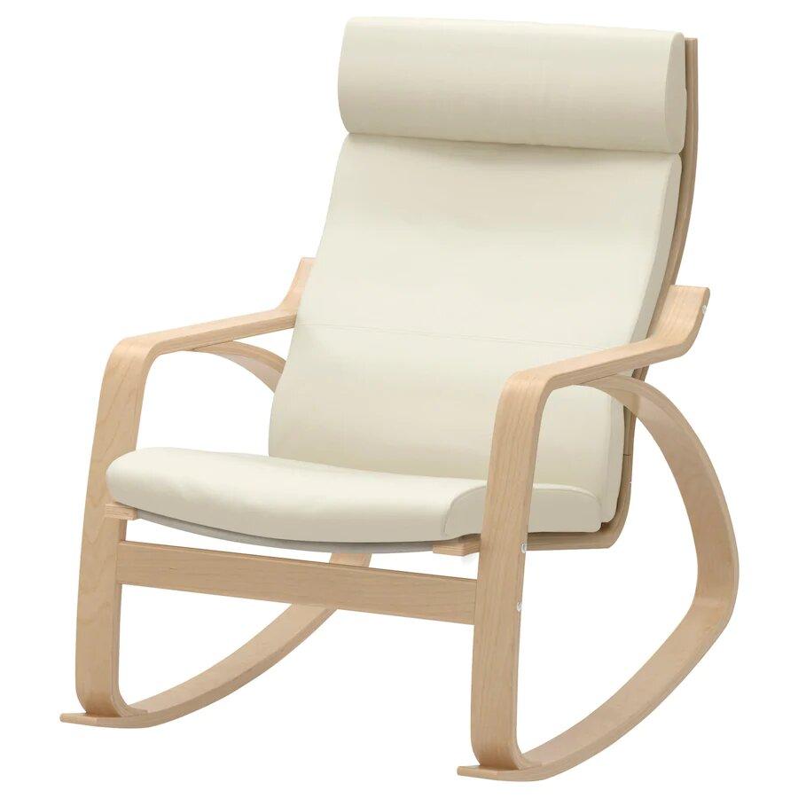 IKEA POÄNG Rocking-chair.