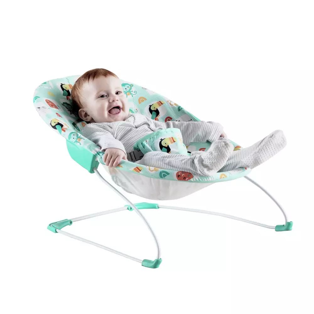 Chad Valley Jungle Friends Baby Bouncer