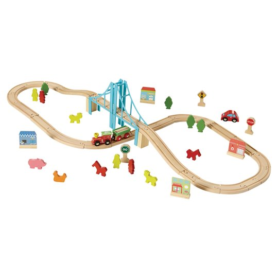 Carousel Train Set.