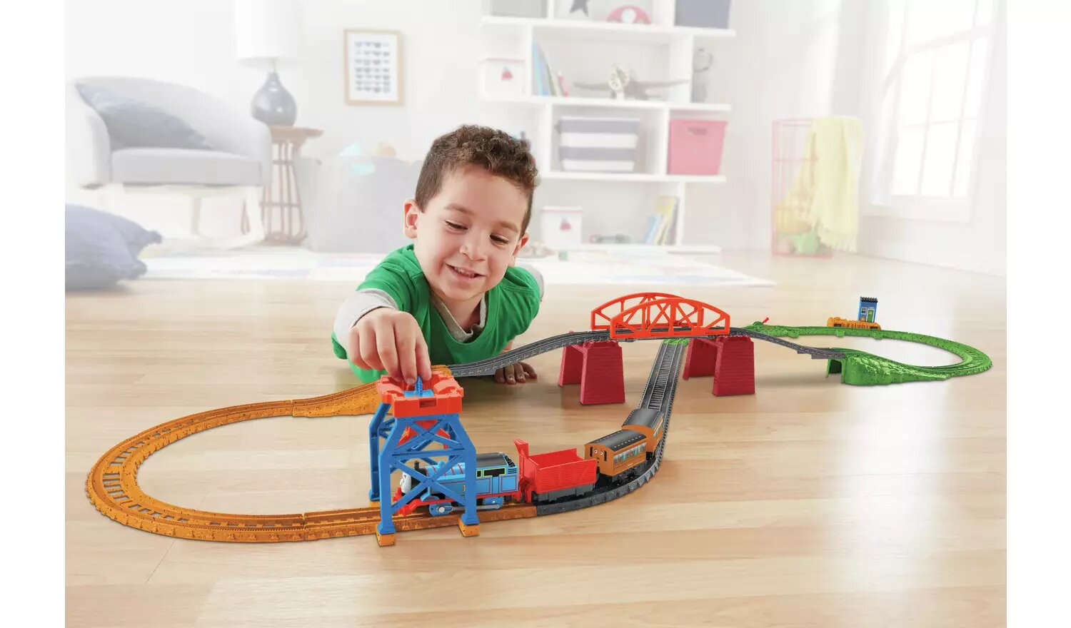 Thomas & Friends 3-in-1 Playset.