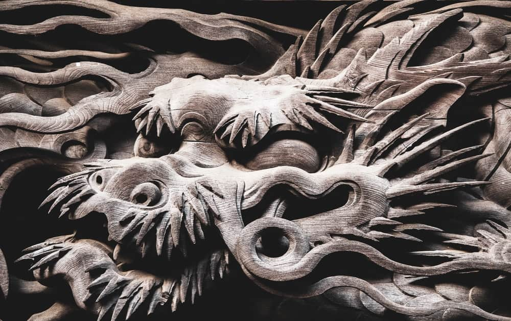 Dragons were very significant creatures in Norse mythology