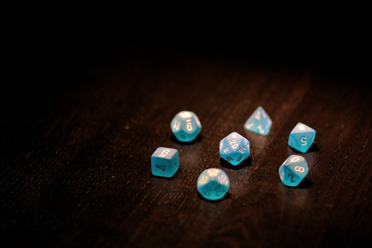 The types of genasi are based on a different element that identifies with it