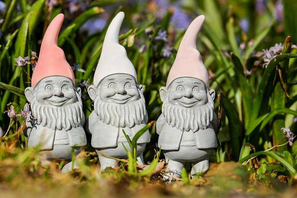 The gray-colored duergar dwarves can appear sweet
