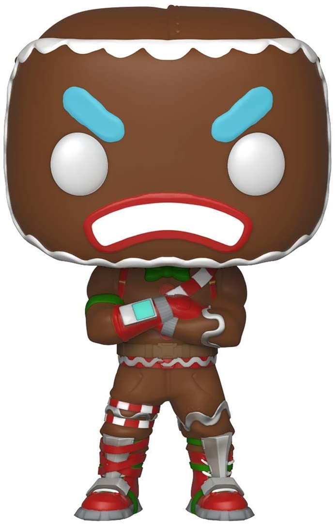 Funko POP Vinyl: Fortnite Merry Marauder.
