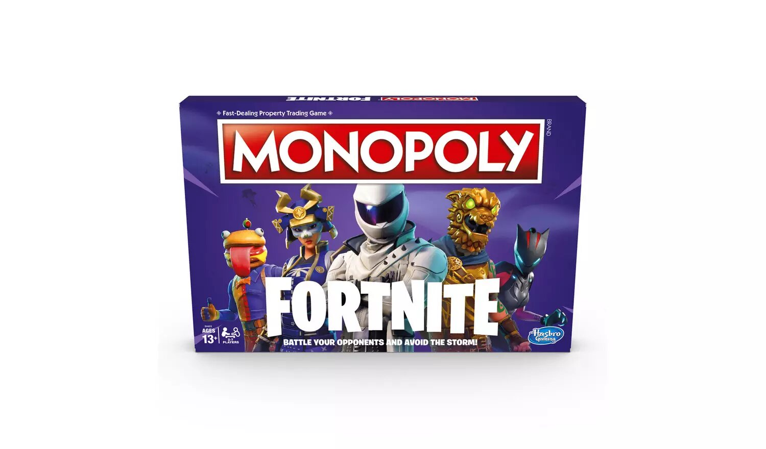Hasbro Gaming Monopoly Fortnite.