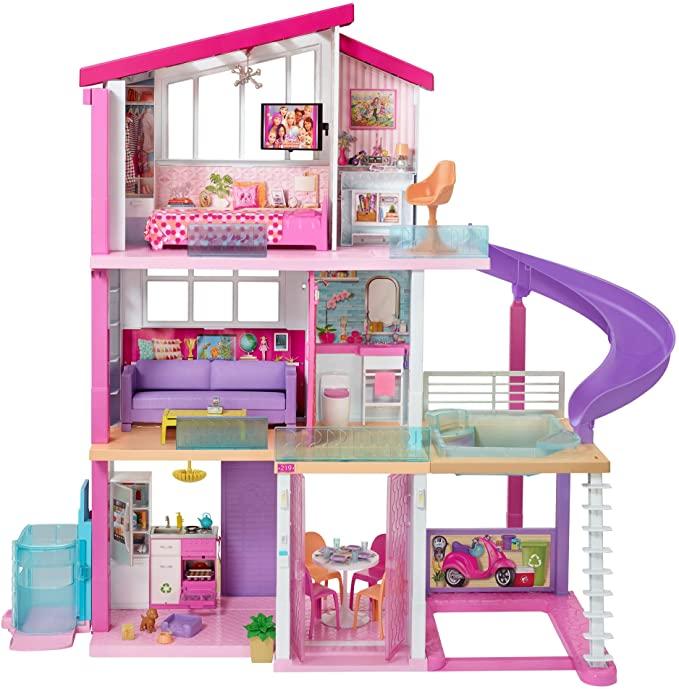 Dreamhouse Playset 2020, Barbie.