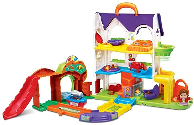 Baby Toot-Toot Friends Busy Sounds Discovery House, VTech.