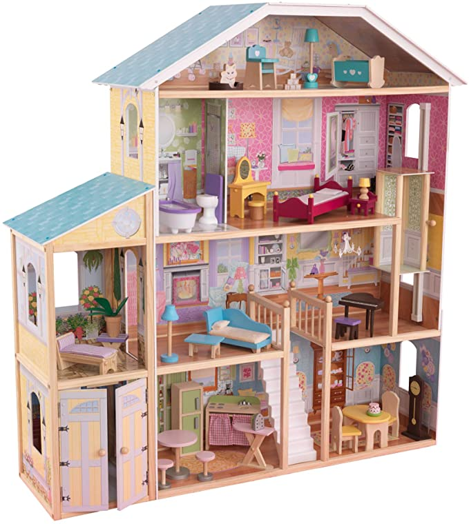 Majestic Mansion Wooden Doll House, KidKraft.