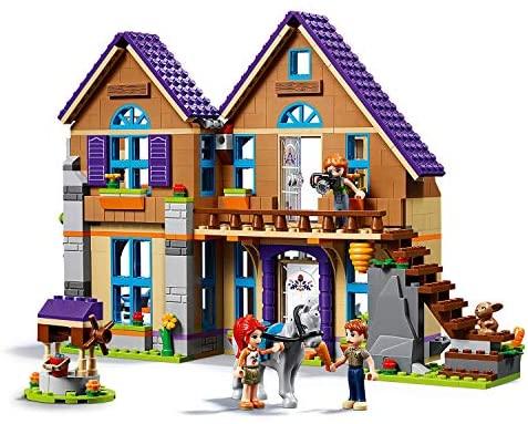 Mia's Doll House Set, LEGO Friends.
