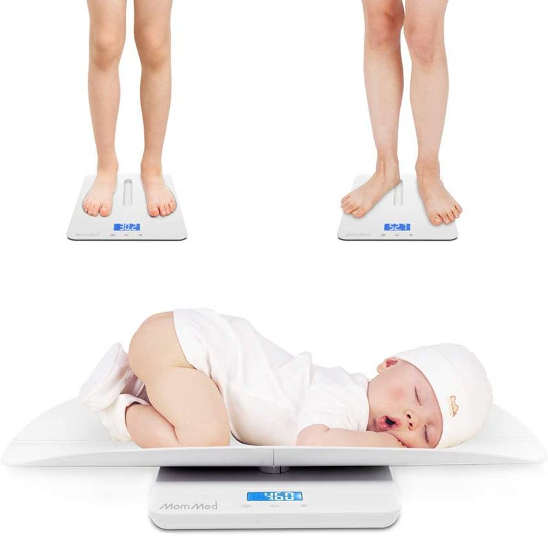 Mommed Baby Scale - Amazon