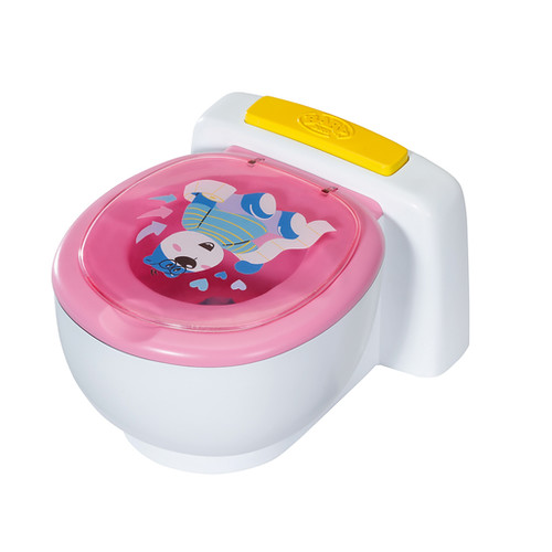 Baby Born Toilet - Early Learning Centre