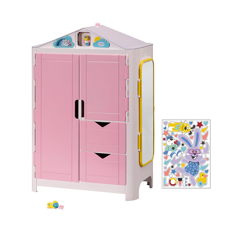 Baby Born Weather Duck Wardrobe - Early Learning Centre