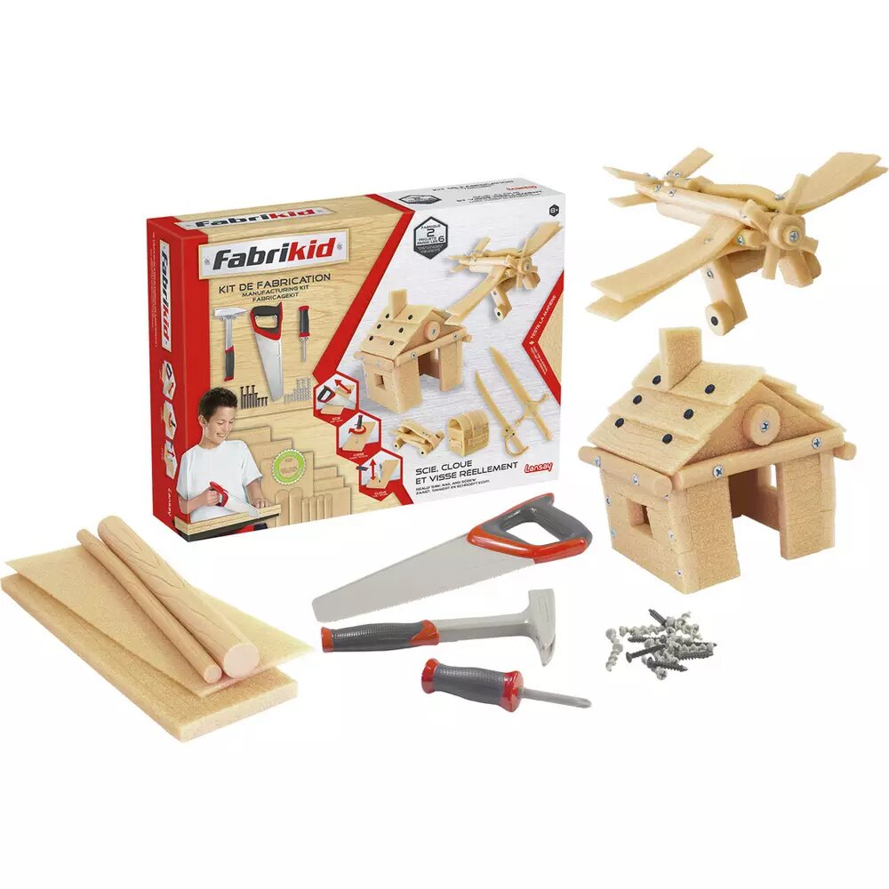 FabriKid Construction Kit.
