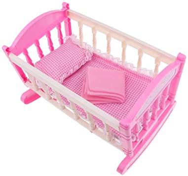 Baby Doll Bed Reborn Cradle - Amazon