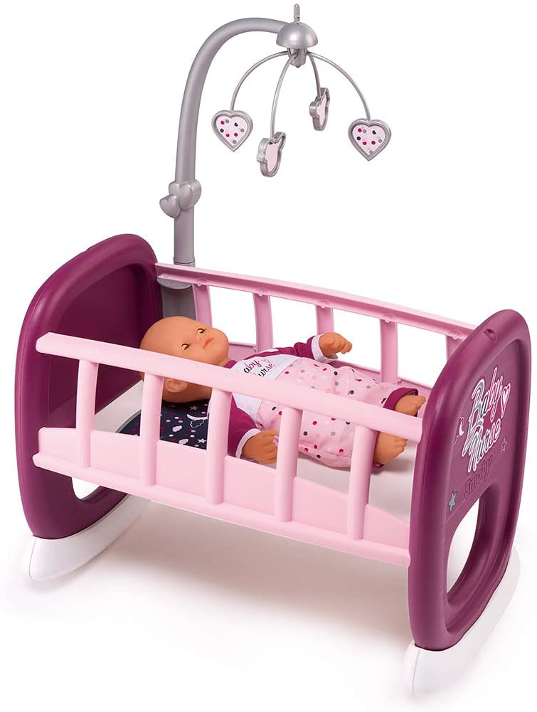 Smoby Baby Nurse Crib - Amazon