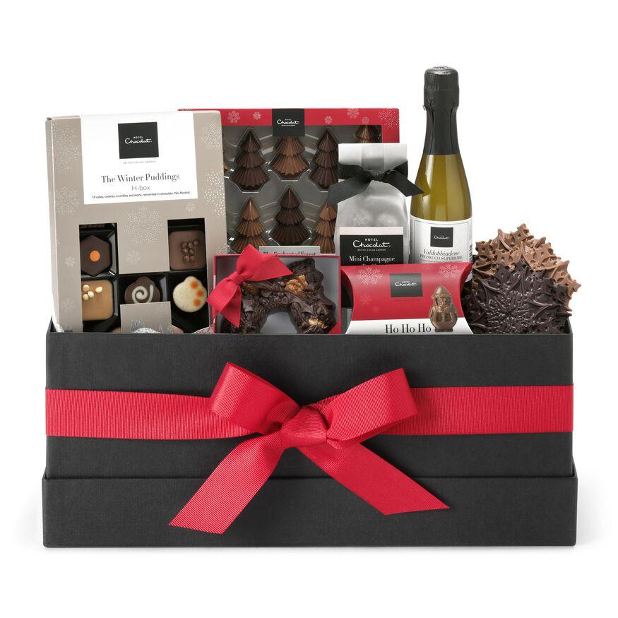 Merry Christmas Everyone Hamper - Hotel Chocolat.