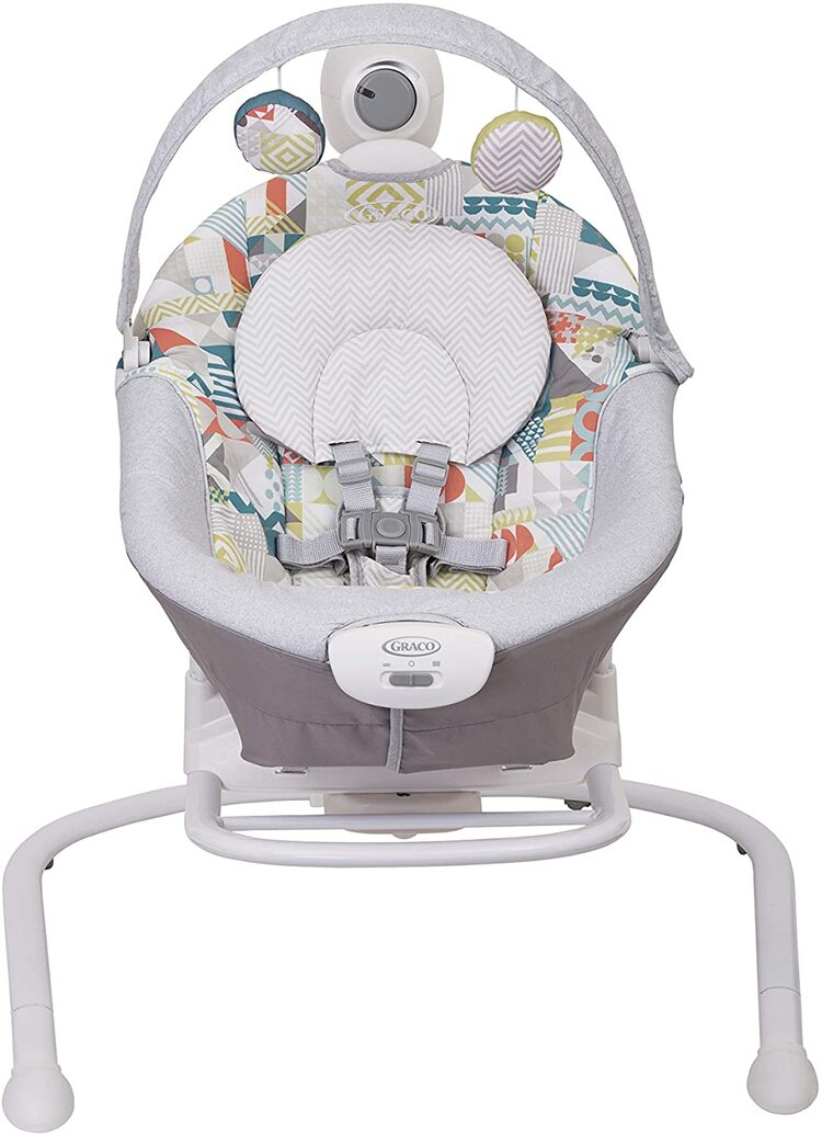 Graco Duet Sway 2-in-1 Baby Swing and Portable Rocker