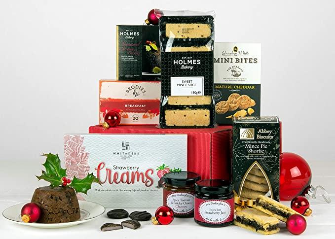 Christmas Cracker Hamper - Highland Fayre.