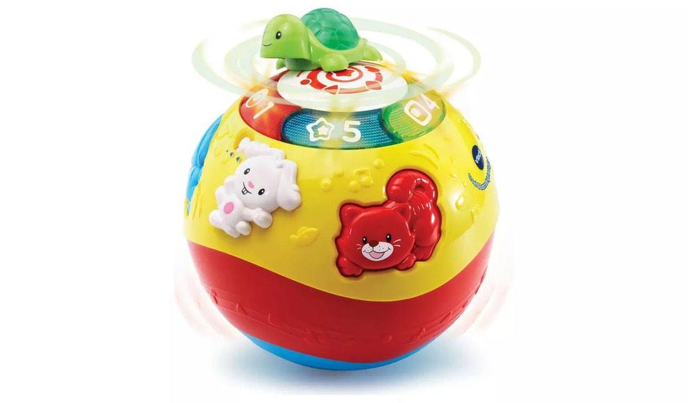 VTech Crawl 'n' Learn Bright Lights Ball
