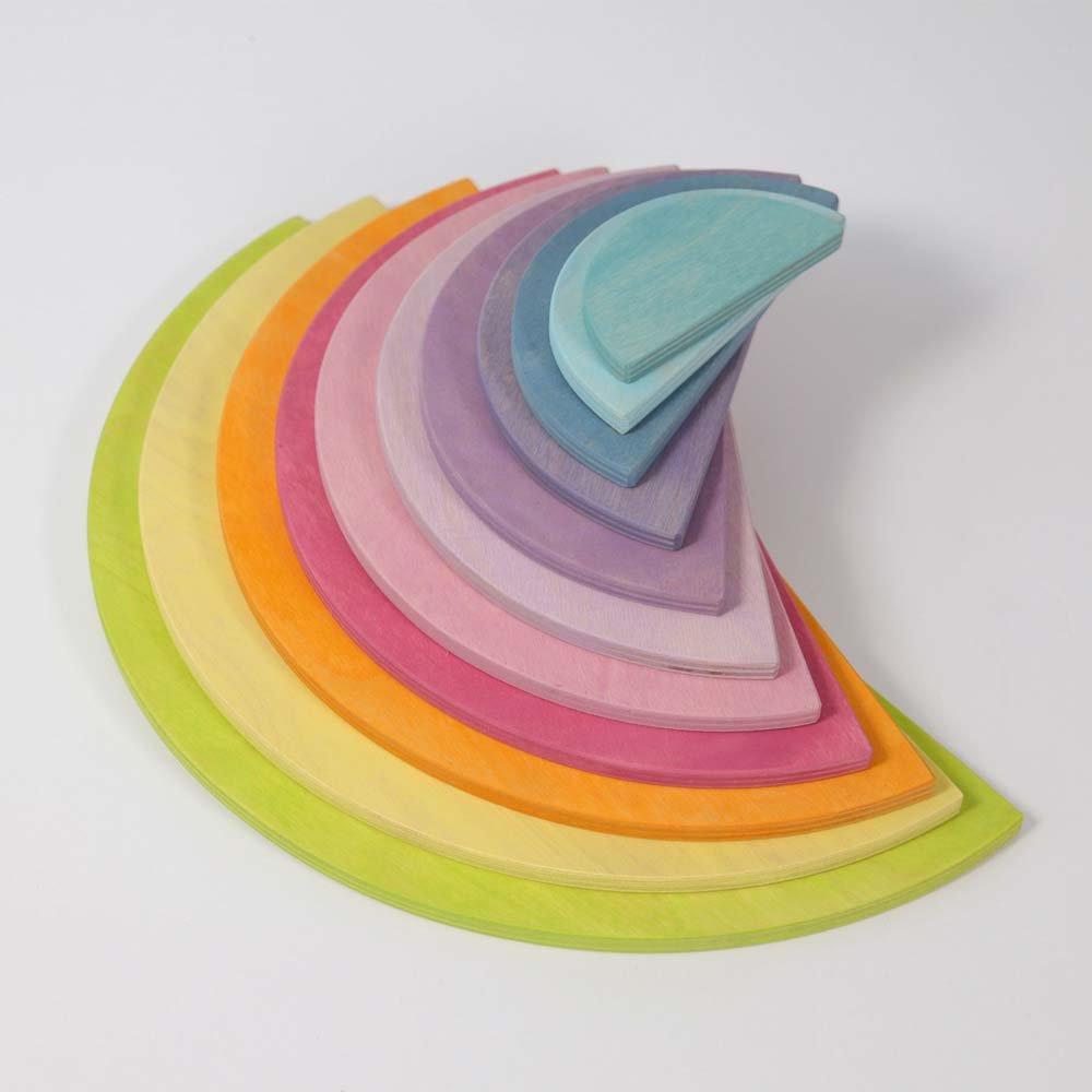 Grimm's Pastel Semi Circles