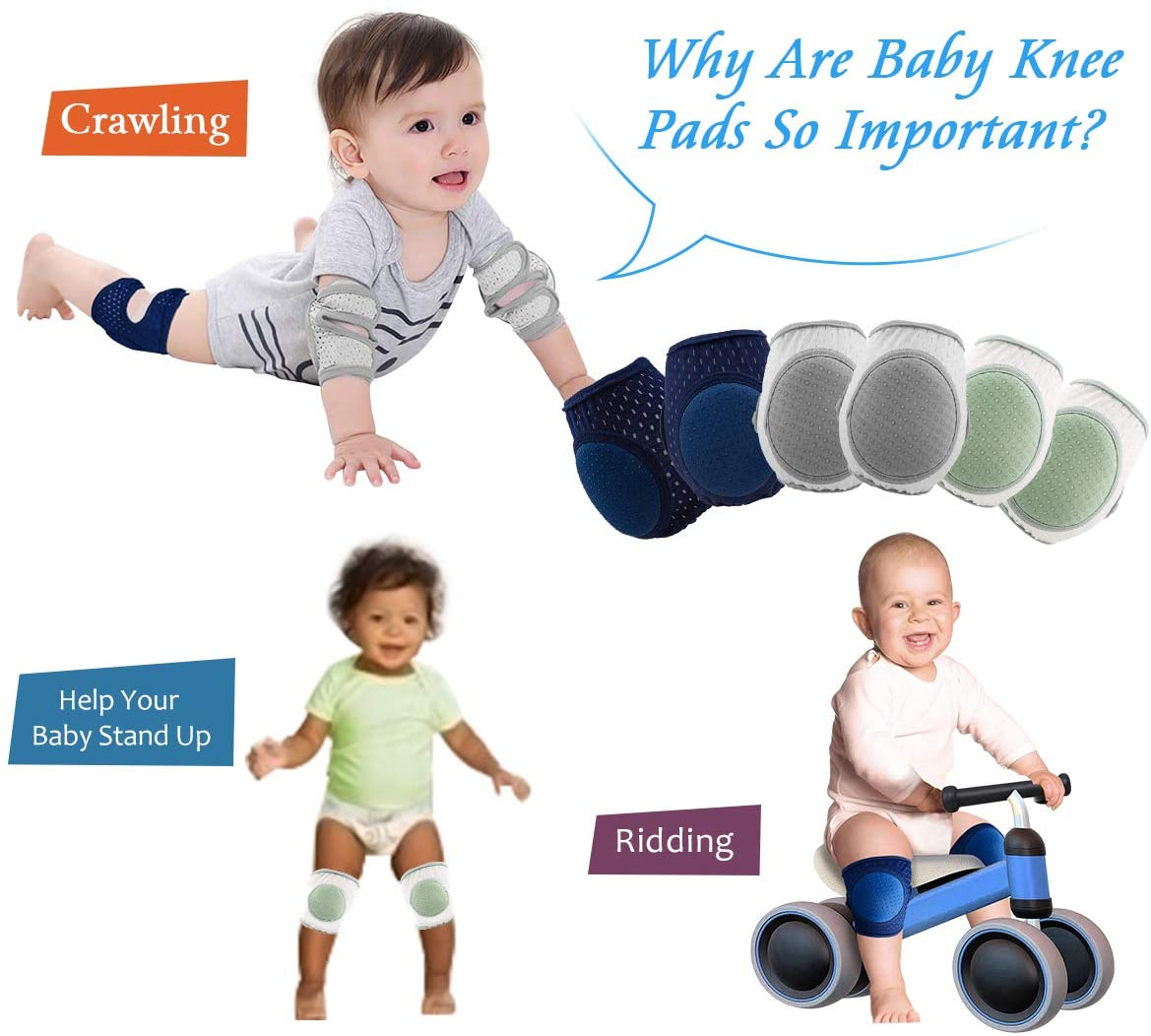 Baby Knee Pads For Crawling.