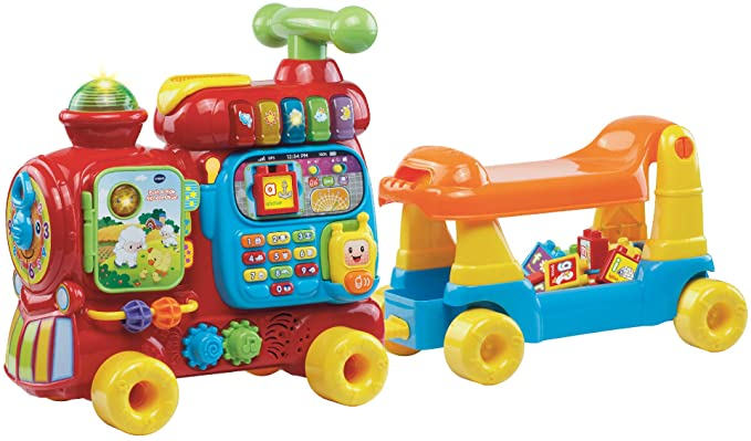 VTech Baby Push And Ride Alphabet Train.