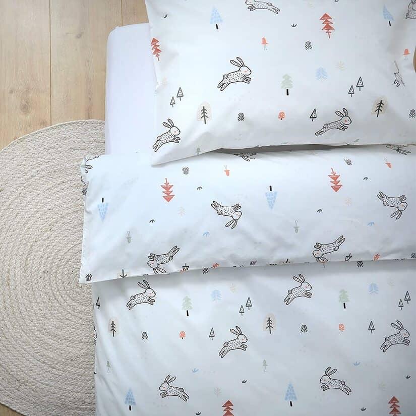 100% Organic Cotton Luxury Kids Bedding Set