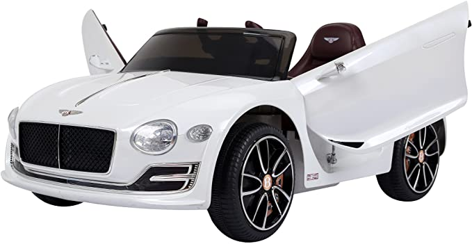 HOMCOM Bentley Licensed 12V Children's Electric Car Ride On.