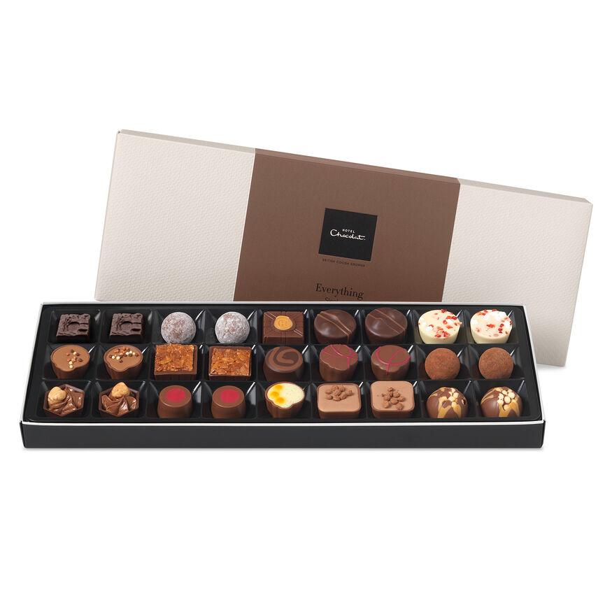 The Everything Sleekster Chocolate Gift Box, Hotel Chocolat.