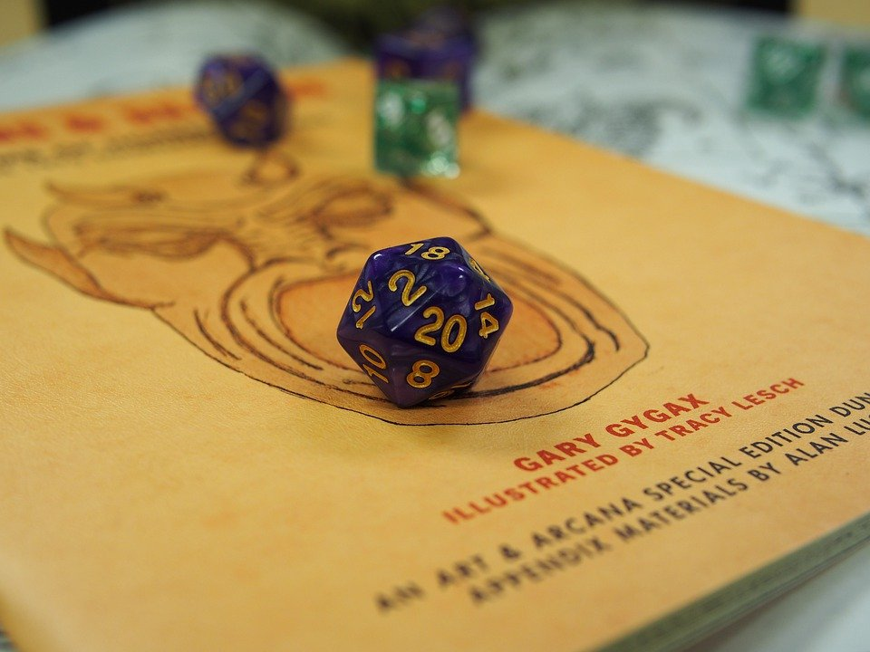 Dungeons and Dragons is a hugely popular role-playing fantasy game